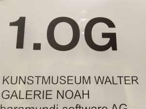 Besuch im Kunstmuseum Walter