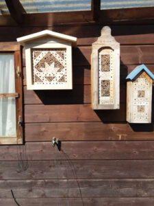 Mehrgenerationenwildbienenhaus