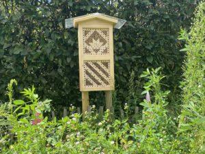 Wildbienenschloss in Köln