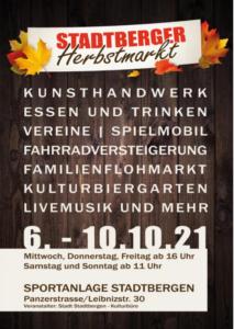 Herbstmarkt Stadtbergen